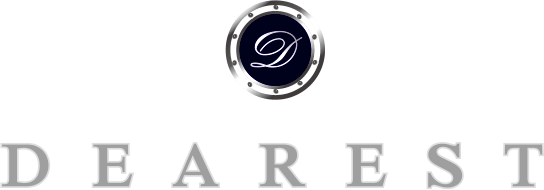 「ディアレスト」のトップロゴ