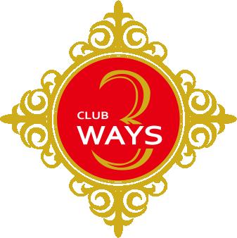 「スリーウェイズ」のトップロゴ