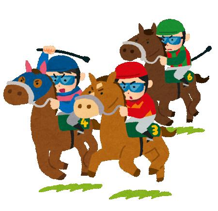 競馬の画像
